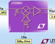 Linear Tech aims wide range mixer at basestations