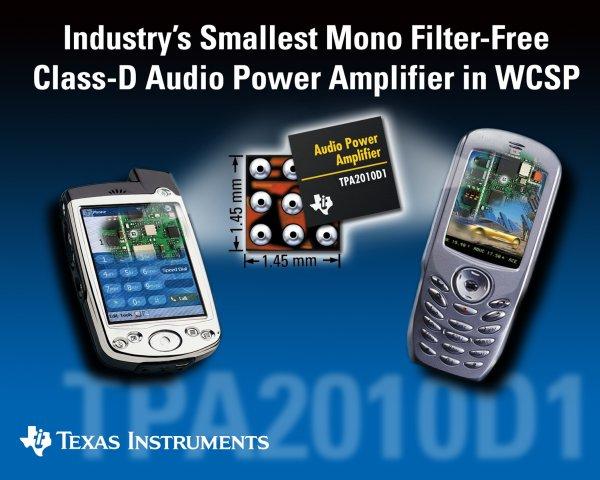 Maxim designs tiny 3D audio amplifier