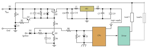 ST replaces car relays with tiny switch IC