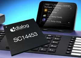 VoIP chip for high-end phones