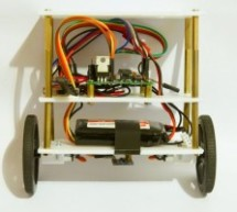 Building a self balancing bot