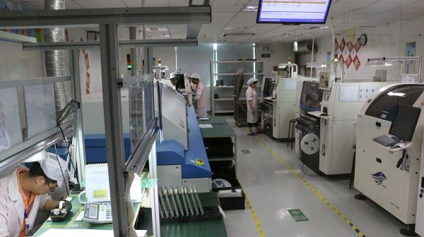 Video Series - Touring Factories in Shenzhen