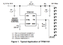 App note: White LED driver with digital and PWM brightness control