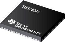 TUSB8041  Four-Port USB 3.0 Hub
