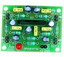 Tape Head Pre-Amplifier