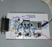 5 transistor PIC programmer *Schematic added to step 9!