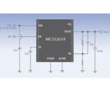 DC/DC buck power modules fit tight spaces