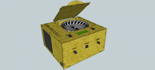 RWXBioFuge – Open source centrifugation machine