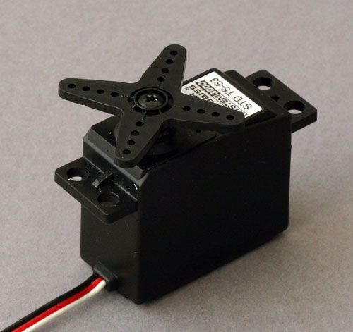 Use a PIC Microcontroller to Control a Hobby Servo
