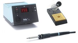 Weller WSD81i soldering station doesn´t need a calibration