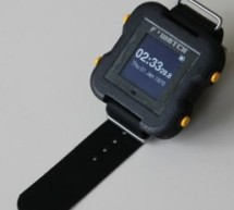 F*watch – a fully open electronic watch