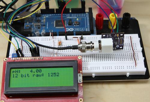 MinieC I2C eC interface