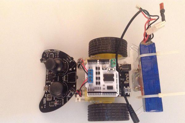 BLE Smart Car DIY Guide