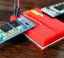 HC-05 Bluetooth link with zero code