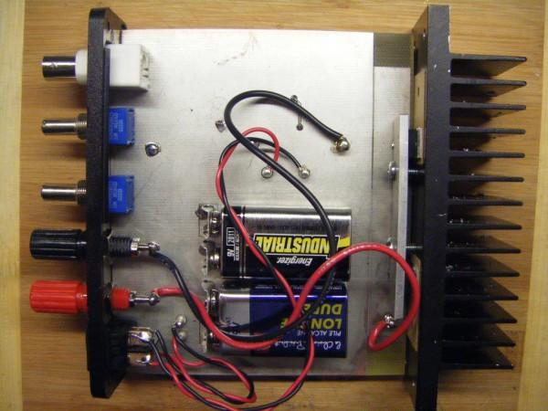 DIY dynamic electronic load