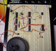 Circuit design and electronics using pic-microcontroller