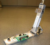 Programmable Stiffness Joint using pic-microcontroller