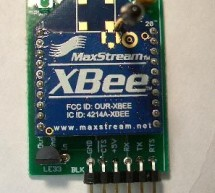 XBee radio communication between PICs using pic-microcontroller