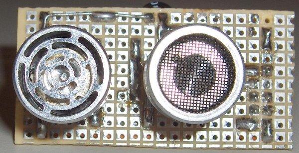 A Cheap Ultrasonic Range Finder