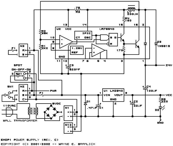 EMDP1 -- Extensible Multiple Device Programmer 1 (Rev. C)