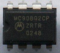 HC08 Fan Timer