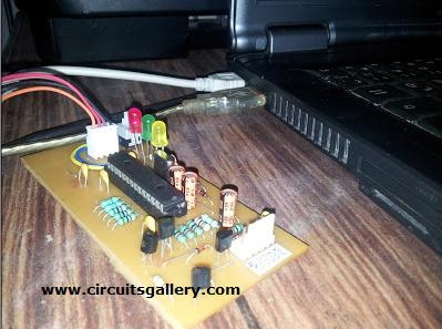 How to burn or program PIC Microcontroller