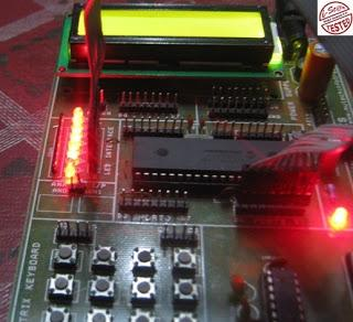 LED Interfacing with PIC Microcontroller Embedded C program with circuit using pic microcontoller