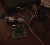 Microchip PIC16F877 Microcontrolle