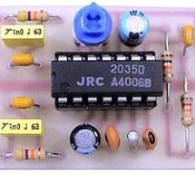 NJM2035 – HI-FI Stereo Encoder / Multiplexer using pic microcontoller