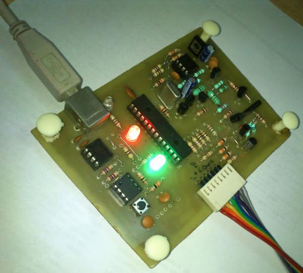 Pickit 2 clone The Universal Microchip PIC Programmer Debugger