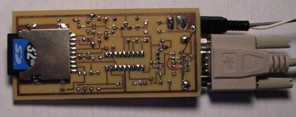 SD Memory Card Interface