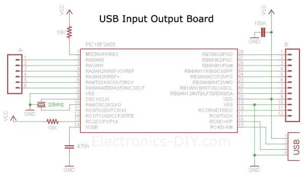 USB Voltmeter