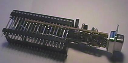 WLoader - a 16f877 application loader