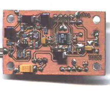 Build a PIC controlled DDS VFO, 0 to 6 MHz using pic microcontroller