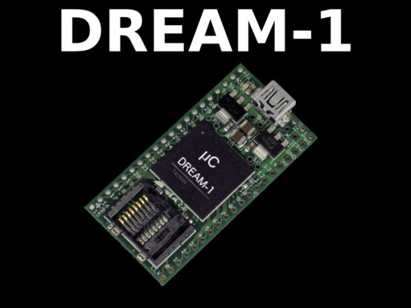 32-bit Microcontroller Chip - Next-Generation, Eco-Inspired
