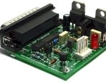A pic programmer circuit based on AN589 using pic microcontoller