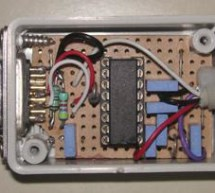 Having fun with HC08 using pic microcontroller