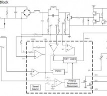 Induction Heater with CKM005 Microcontroller