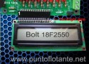 Introducing the BOLT PIC18F2550 Microcontroller Board using pic microcontoller