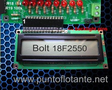 Introducing the BOLT PIC18F2550 Microcontroller Board
