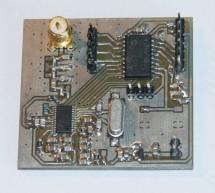 OSOMCOM POCSAG BTS using pic microcontoller