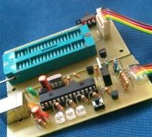 USB PIC Programmer : PICKit2 usong  pic microcontoller