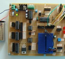 Using Fixed Voltage Reference (FVR) for A/D conversion in enhanced mid-range PIC microcontrollers