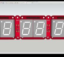 Large 7-Segment Clock,