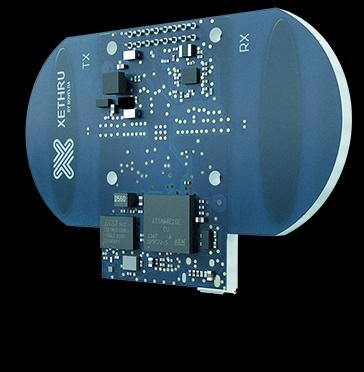 Noncontact sensors monitor respiration and movement