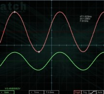Wavewatch, a soundcard oscilloscope and waveform generator