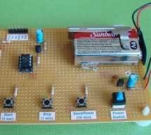 A Beginner's data logger project using PIC12F683 microcontroller