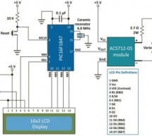 A brief overview of Allegro ACS712 current sensor. Part 2 – Interface the sensor with a PIC microcontroller