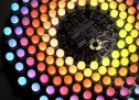 Aurora 9×18 RGB LED art