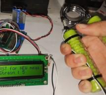 DIY Microcontroller – Hand Dynamometer